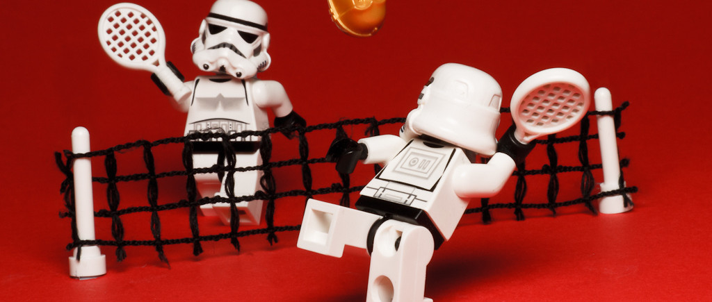 star wars tennis